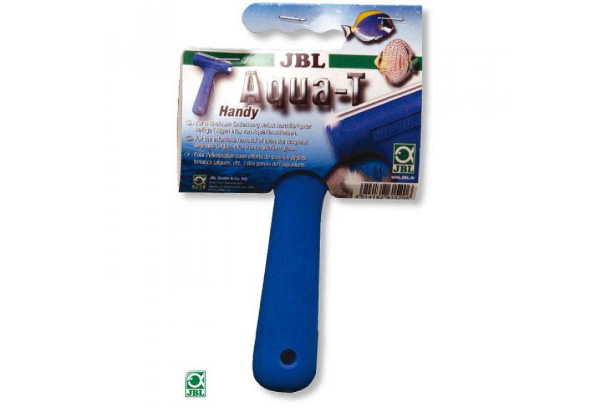 JBL Aqua-T Handy – cкребок с лезвием из нержавеющей стали для стёкол