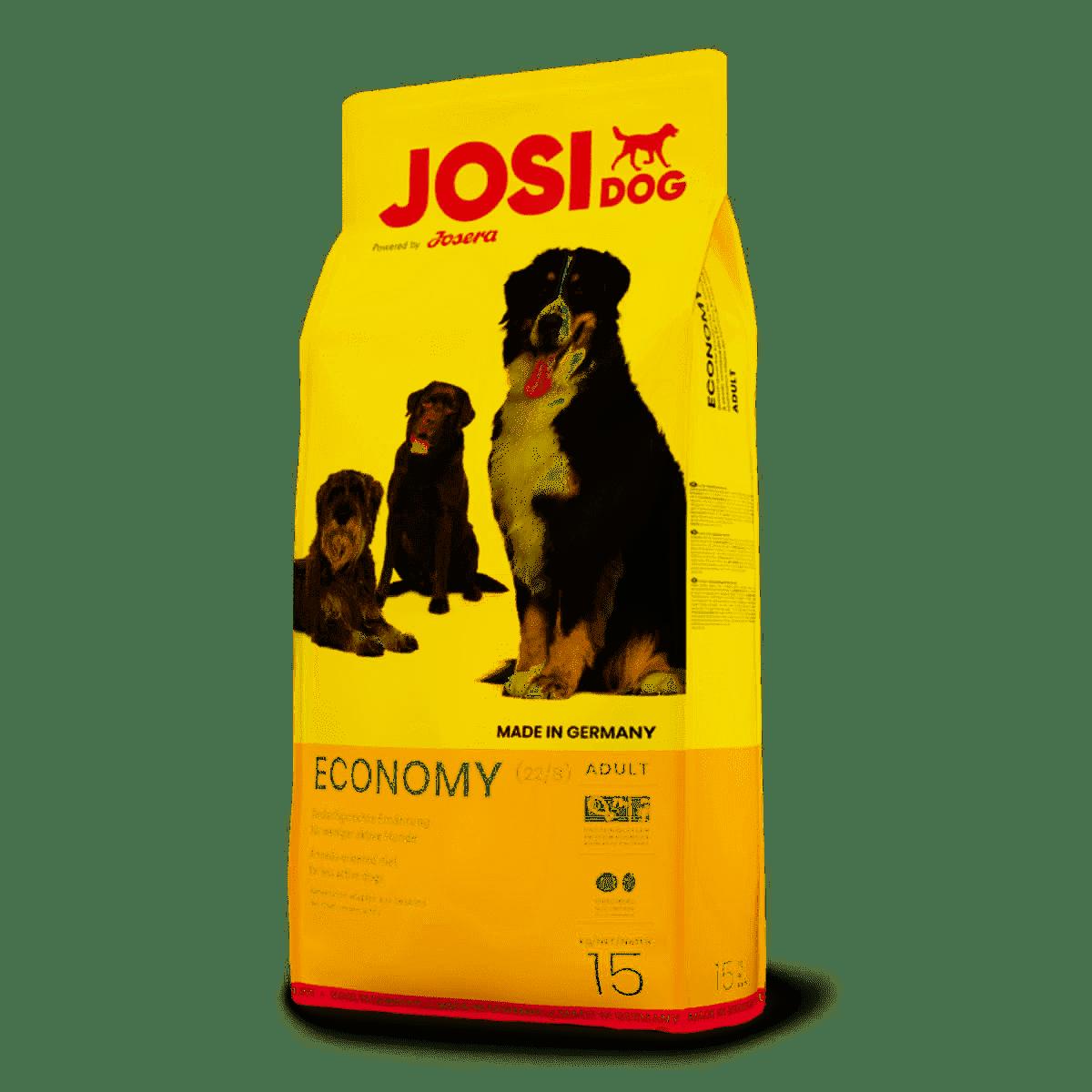 JOSIDOG ECONOMY – сухой корм для взрослых собак всех пород