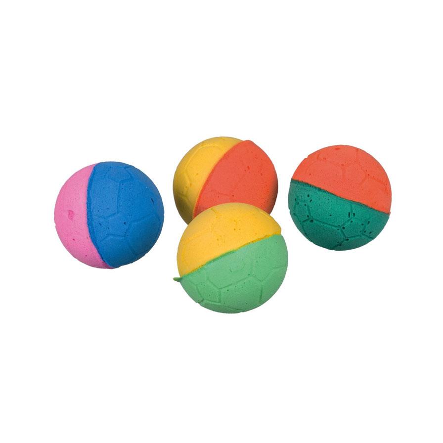 Trixie Set of Soft Balls – набір м'ячиків для кішок