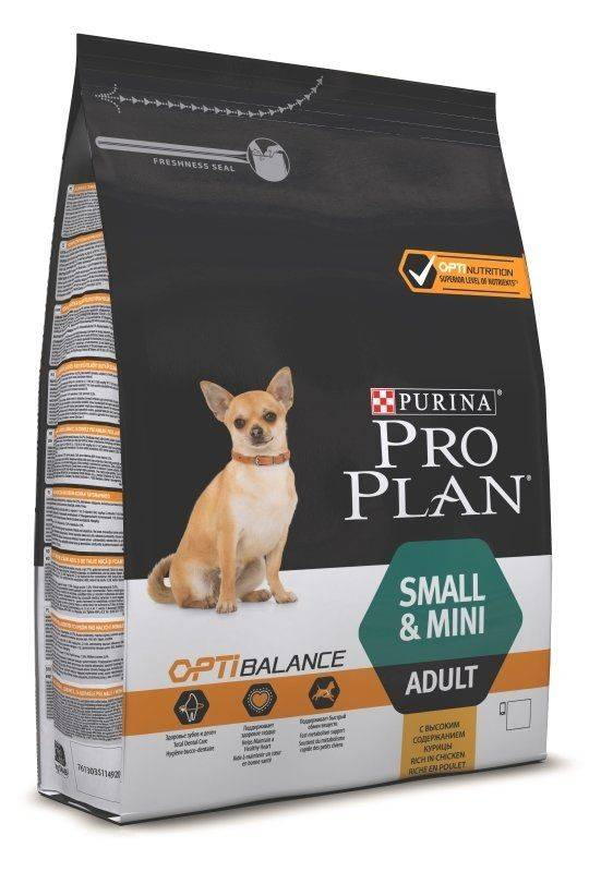 PURINA PRO PLAN ADULT SMALL AND MINI OPTIHEALTH – сухий корм для дорослих собак малих та мініатюрних порід