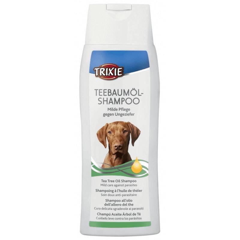 Trixie шампунь с маслом чайного дерева для собак