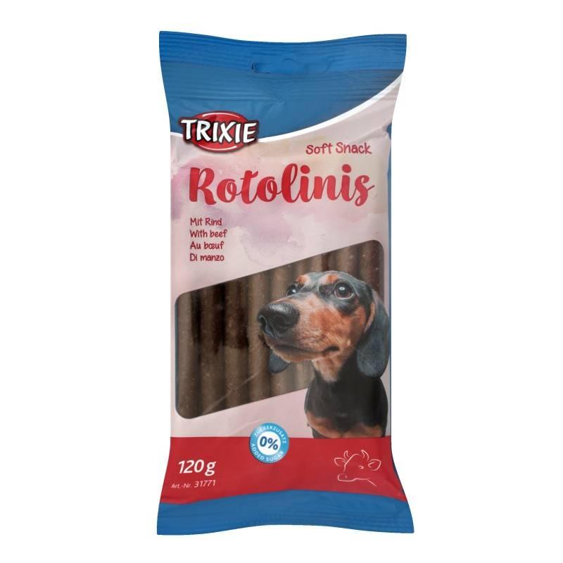 Trixie Rotolinis лакомство с говядиной для собак