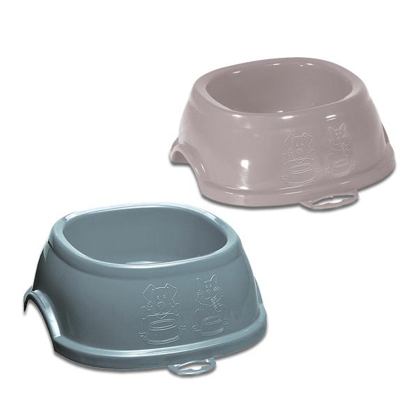 Stefanplast Break – пластикова миска в асортименті для домашніх тварин