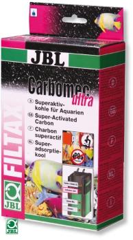 JBL Carbomec Ultra – активоване вугілля для акваріумних фільтрів