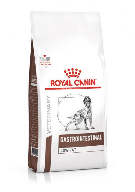 ROYAL CANIN GASTRO INTESTINAL LOW FAT лечебный сухой корм для собак при нарушении пищеварения
