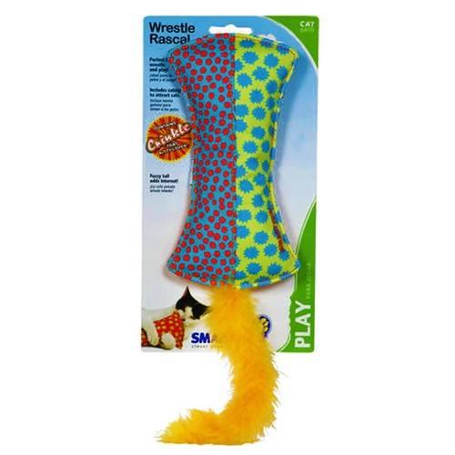 PETSTAGES Хвостата Подушка – іграшка для котів