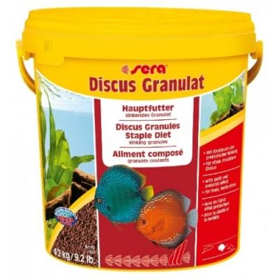 Sera Discus Granules – корм для дискусів в гранулах