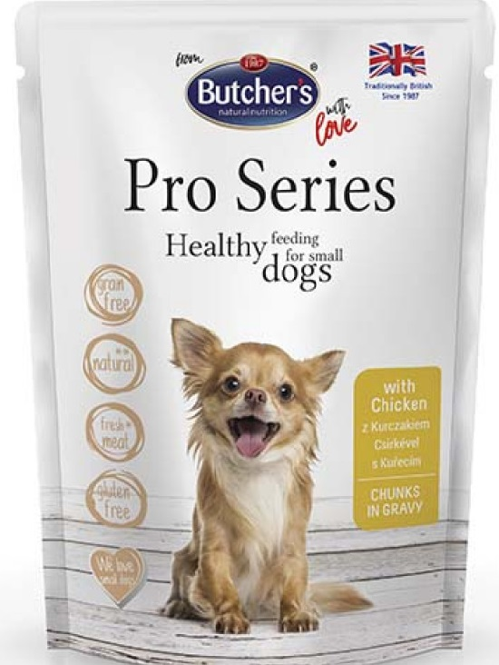Butcher's Dog Pro консерва з куркою для собак