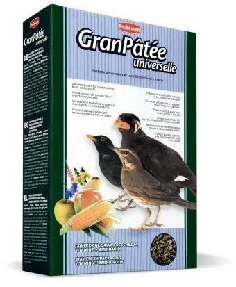 Padovan Granpatee Universelle – корм для насекомоядных и плодоядных птиц