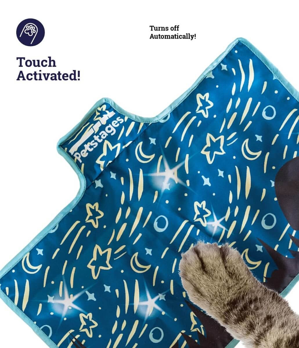 PETSTAGES SWAT&PLAY QUIET MAT – игрушка-коврик для кошек