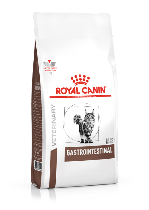 ROYAL CANIN GASTROINTESTINAL FELINE – лікувальний сухий корм для дорослих котів при порушеннях травлення