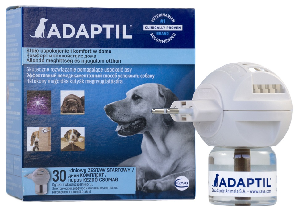 Adaptil диффузор ( + флакон ) з феромонами для собак та цуценят