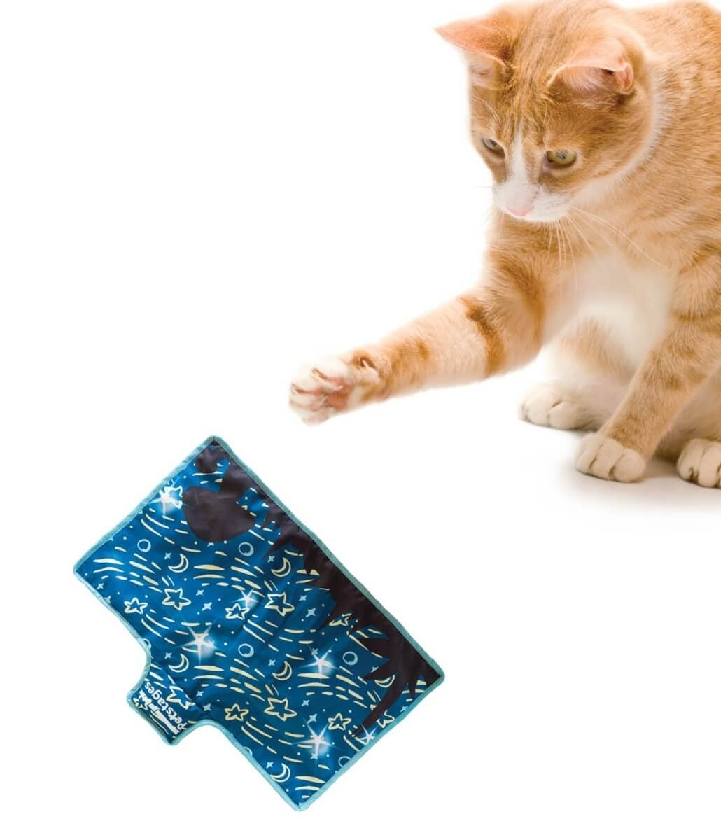 PETSTAGES SWAT&PLAY QUIET MAT – іграшка-килимок для котів