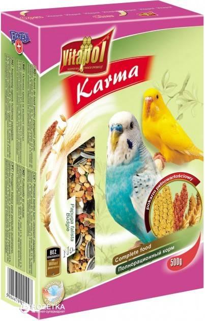 Vitapol Karma 14 корм для волнистых попугаев