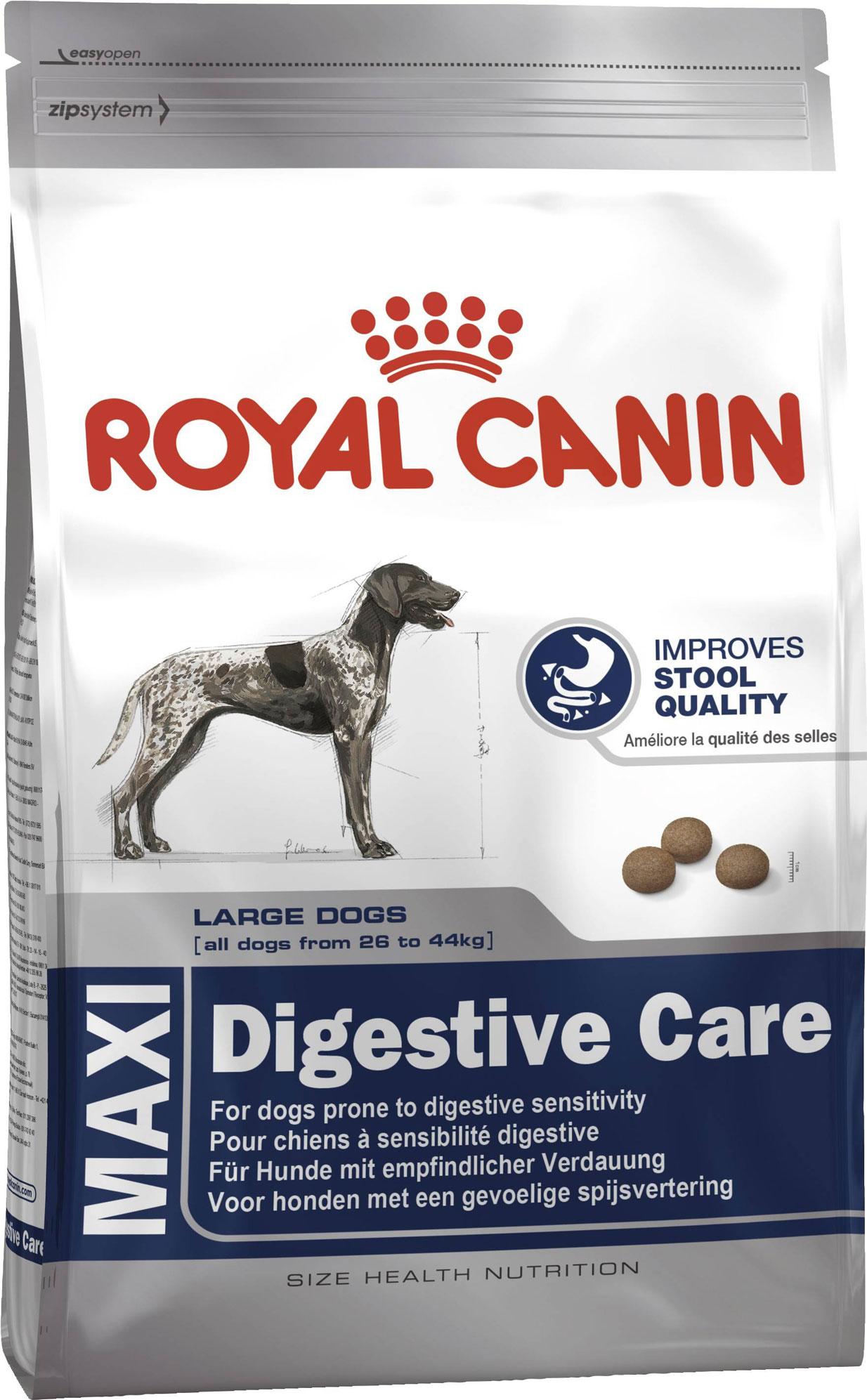 ROYAL CANIN MAXI DIGESTIVE CARE – сухий корм для собак великих собак з чутливим травленням