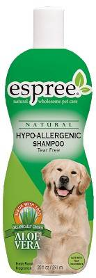 ESPREE Hypo-Allergenic Cocount Shampoo – гипоаллергенный шампунь для собак