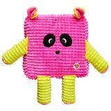 GimDog Cuddly Cubes – мягкая игрушка с пищалкой для собак