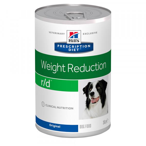 HILL'S Prescription Diet Canine R/D – лечебный влажный корм для собак при ожирении, снижение веса