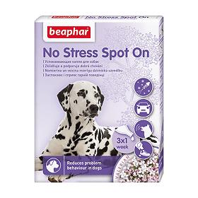 Beaphar No Stress Spot On – капли антистресс для собак