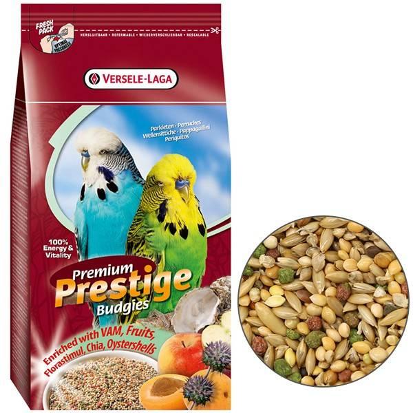 VERSELE-LAGA PRESTIGE PREMIUM ВUDGIES – корм для попугаев