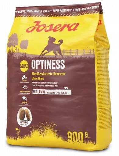 JOSERA Optiness – сухой корм для взрослых собак крупных пород