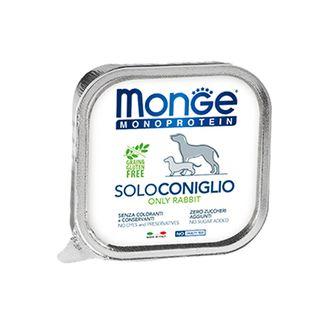 Monge Solo Polo консерви з кролика для собак