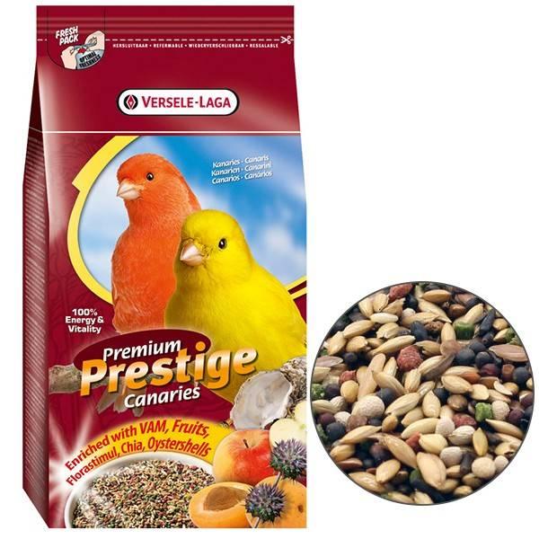 VERSELE-LAGA PRESTIGE PREMIUM CANARY – зерновая смесь для канареек