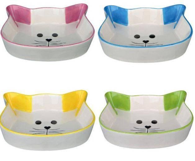 Trixie Котик – керамическая миска для котов