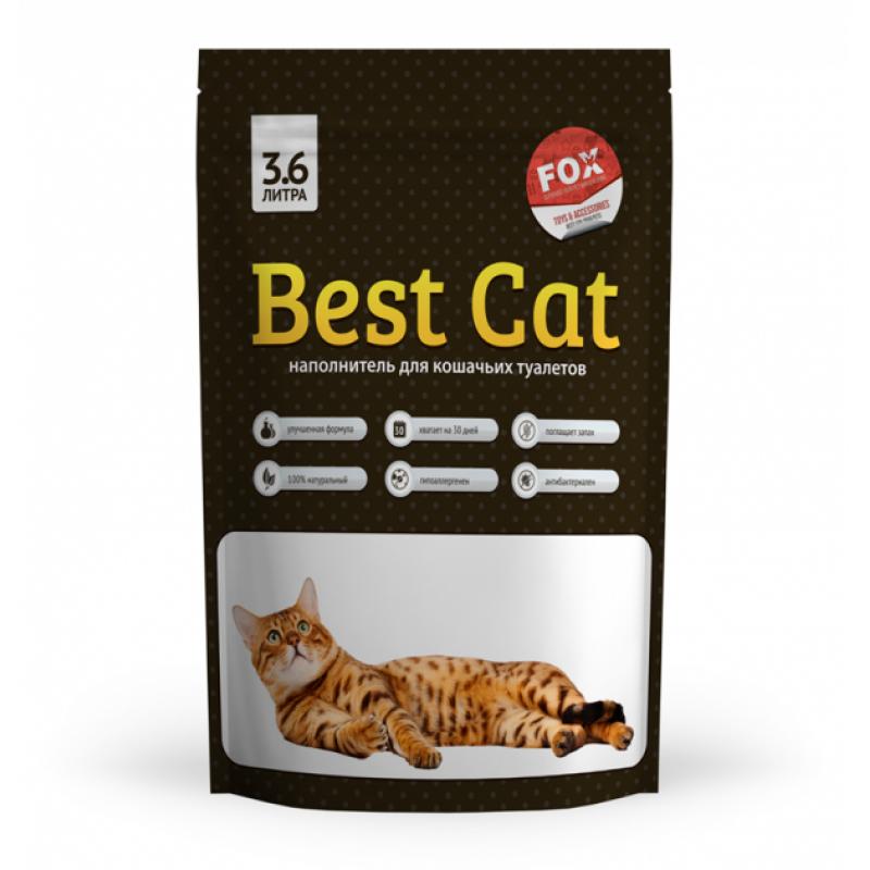 Best cat сілікагелевий наповнювач для котячого туалету