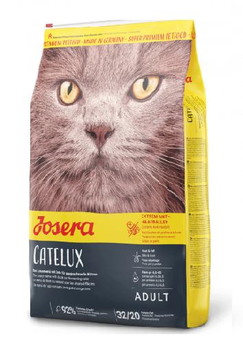 JOSERA CATELUX – сухой корм для длинношерстных котов