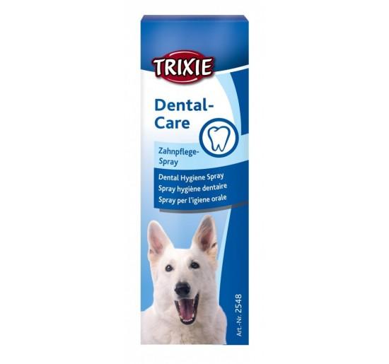 Trixie спрей для зубов с фтором для собак