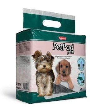 Padovan Petpad Plus – пеленки для собак с активированным углем и феромонами, 60x60 см