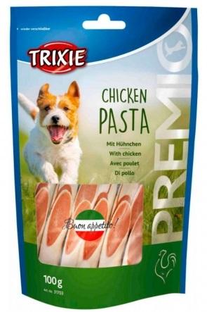 Trixie Premio Chicken Pasta – лакомства с курицей и рыбой для собак