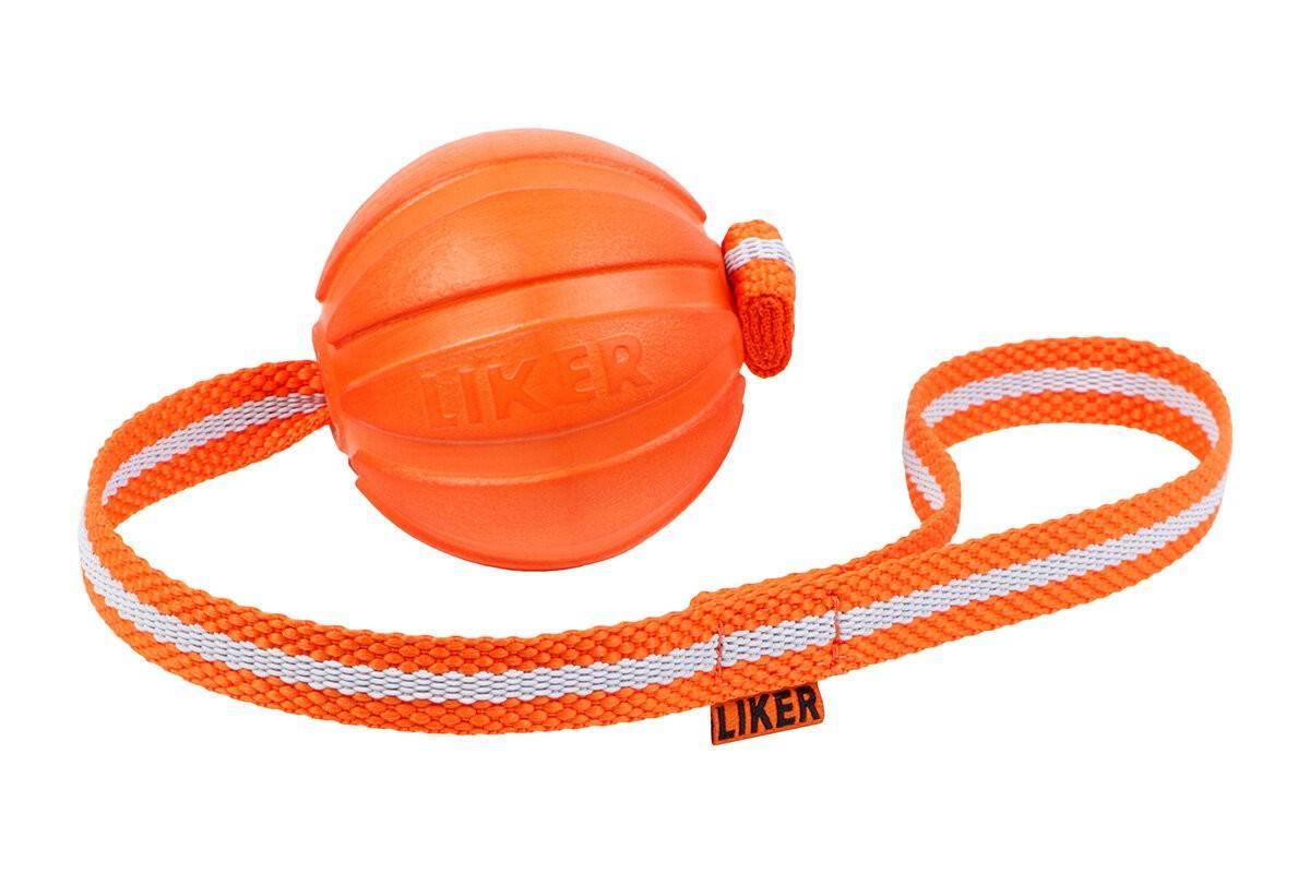 LIKER LINE – мячик на ленте для собак