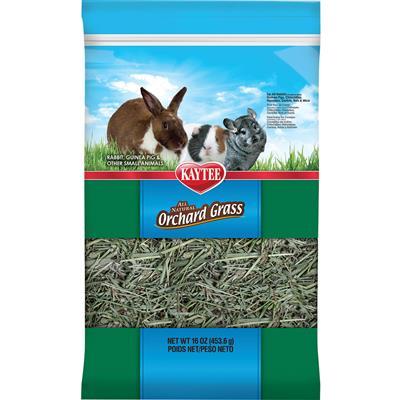 NATURAL ORCHARD GRASS – сіно для гризунів