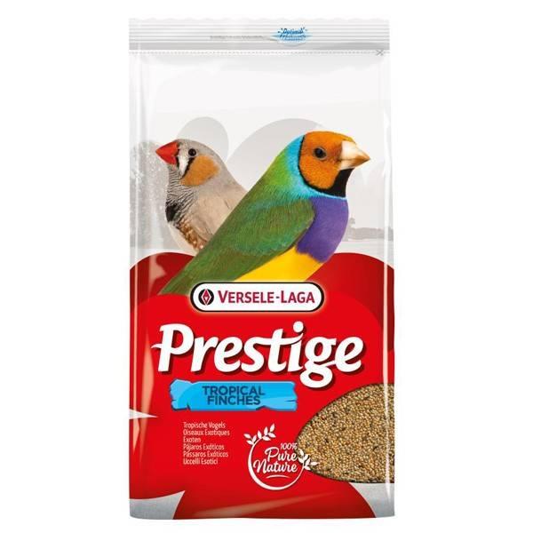 Versele-Laga Prestige Tropical Finches – зерновая смесь для всех видов тропических птиц
