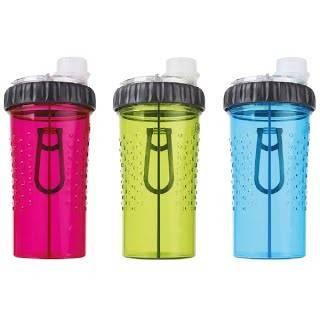 Dexas Snack-DuO – двойная бутылка для воды и корма, 480 мл