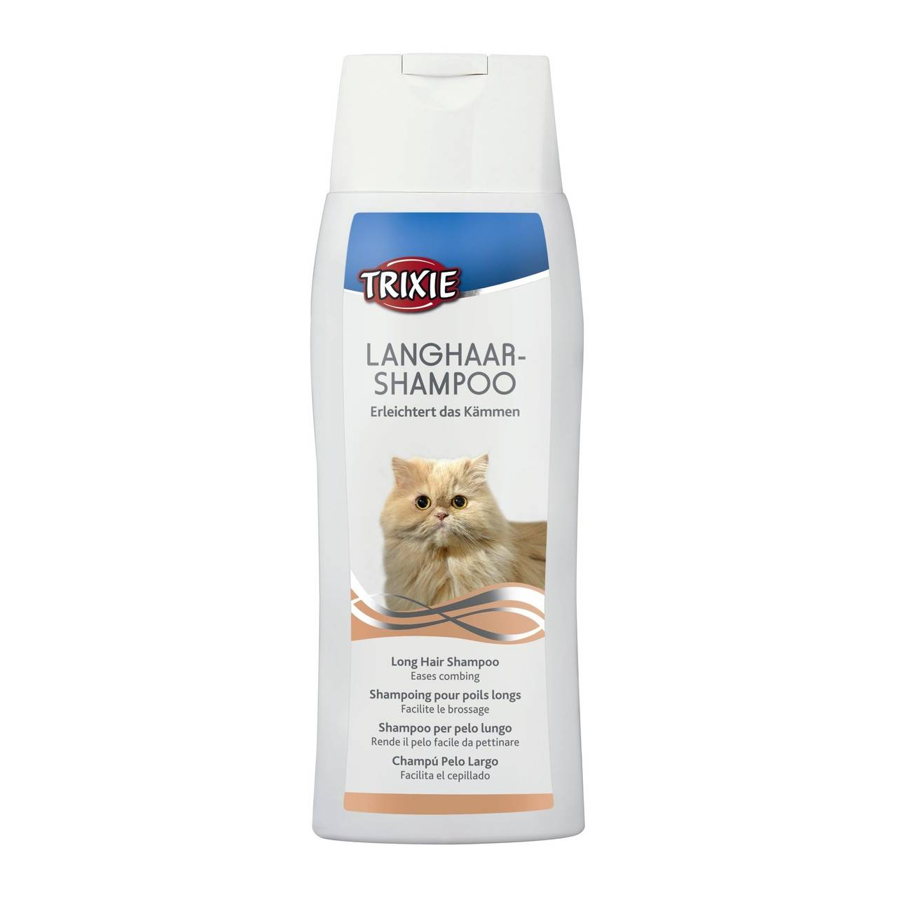 Trixie – шампунь для довгошерстих котів
