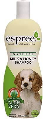 ESPREE Milk and Honey Shampoo – відновлюючий шампунь для собак