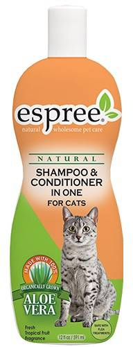 ESPREE Shampoo and Conditioner In One for Cats – шампунь-кондиционер для котов