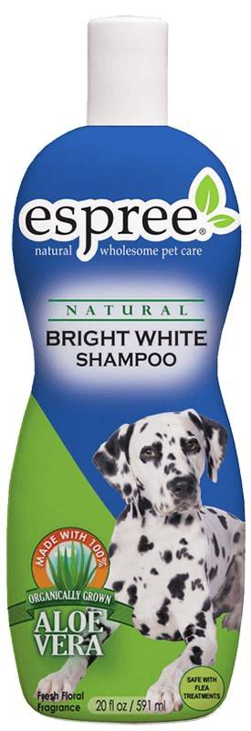 ESPREE Bright White Shampoo – шампунь для собак із світлою шерстю