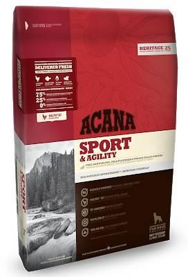 ACANA Sport&Agility – сухой корм для взрослых активных собак