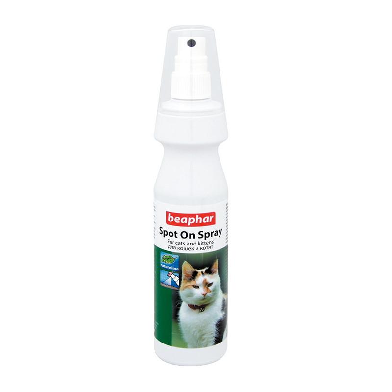 Beaphar Spot On Spray Cat – спрей блох и клещей для котов и котят
