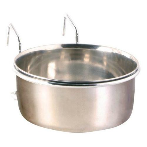 Trixie металлическая подвесная миска для птиц