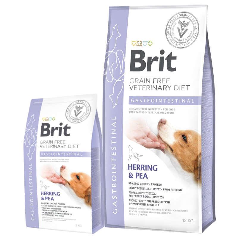 Brit Veterinary Diet Dog Gastrointestinal  – лікувальний сухий корм для собак при порушеннях травлення