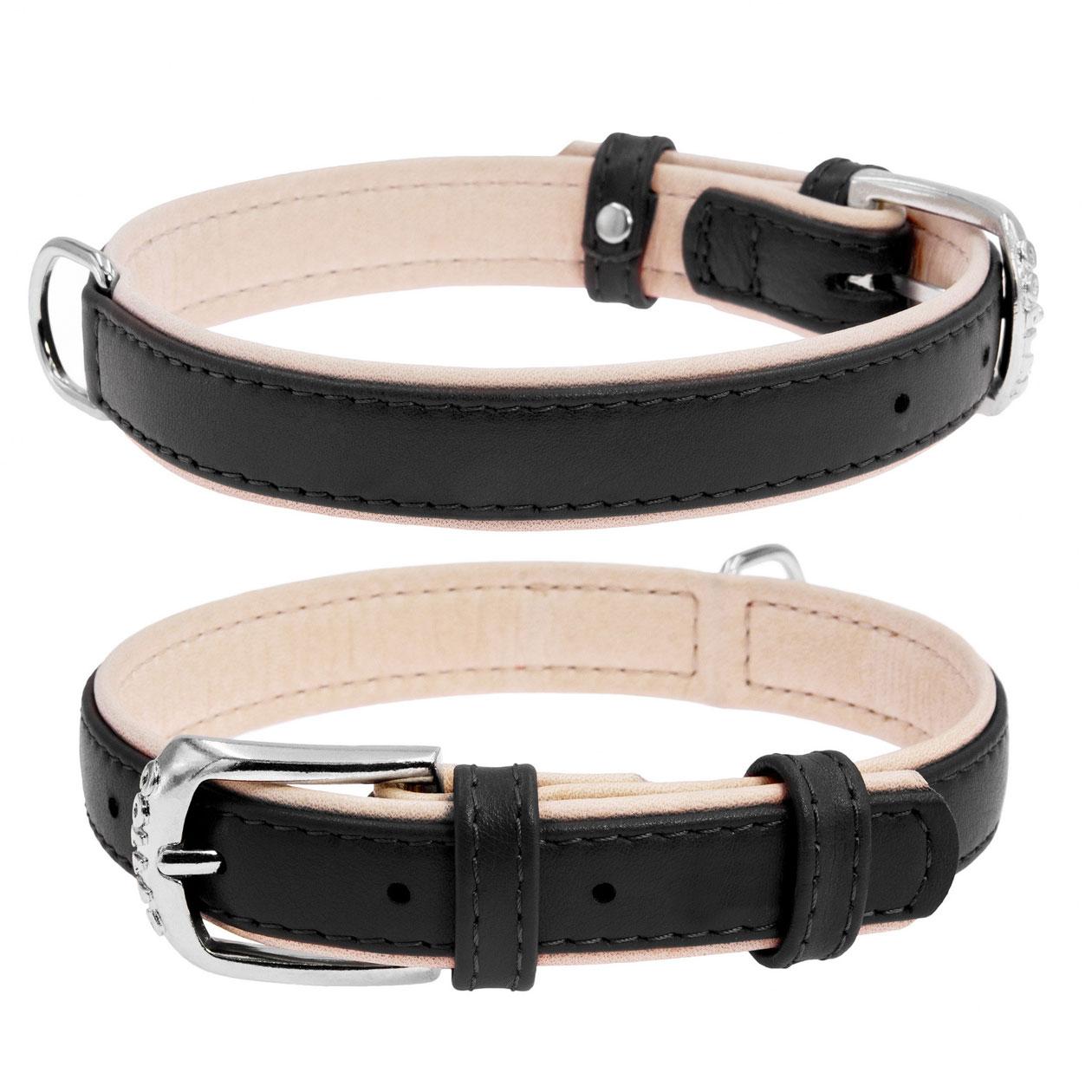 COLLAR Brilliance ошейник для собак, 35 мм, 57-71 см
