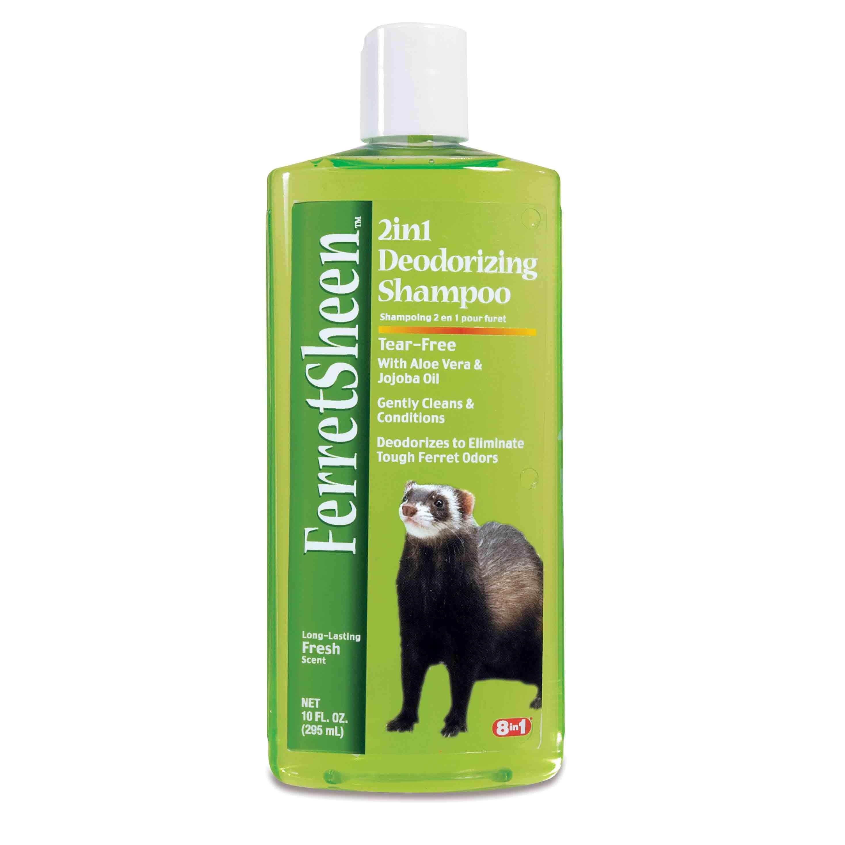 Ferretsheen Deodorizing Shampoo – шампунь дезодорирующий для хорьков