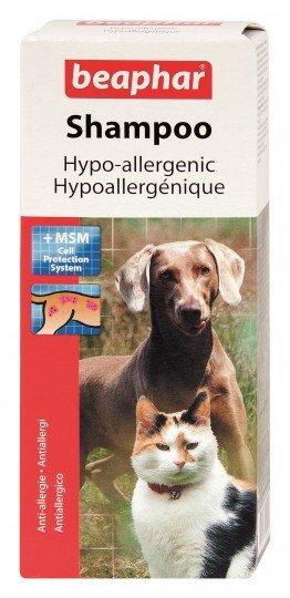 Beaphar Hypo-allergenic Shampoo – гипоаллергенный шампунь для животных