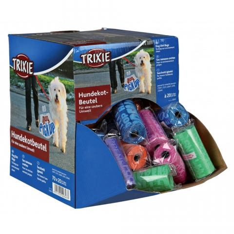 Trixie пакеты для уборки за собакой