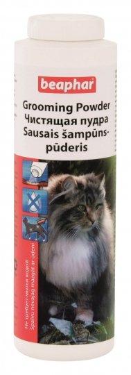 Beaphar Grooming Powder – сухий шампунь для котів